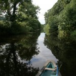 Canoeing on Barrow River 2